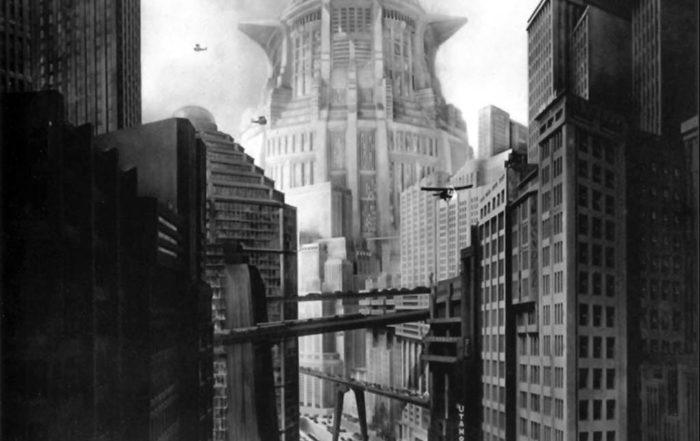 romanzo distopico metropolis film